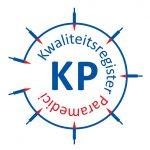 Logo Kwaliteitsregister Paramedici Huidtherapeut