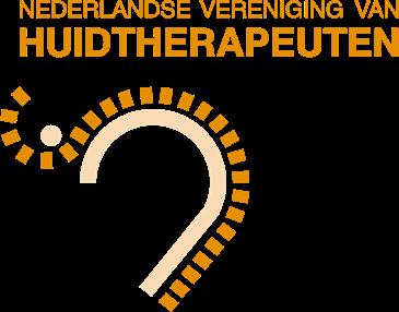Logo Nederlandse Vereniging van Huidtherapeuten