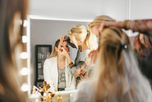 Make-up Sessie